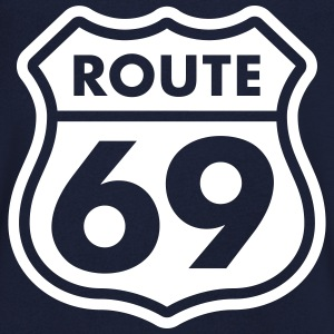 Route 69 Tee shirts - T-shirt Homme col V