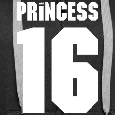 Princess 2016 team player Hoodies & Sweatshirts