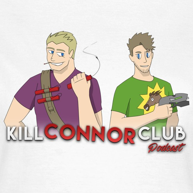 Female Kill Connor Club Tee (2016 Design)