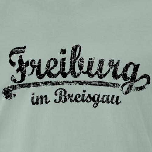 Freiburg im Breisgau Classic Vintage (Schwarz)