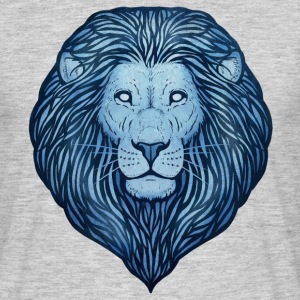 Art Nouveau Lion T-Shirts - Men's T-Shirt