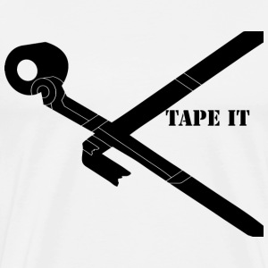 Tape it - Männer Premium T-Shirt