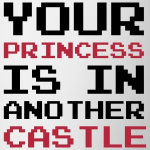 Your Princess is Another Castle / Geek / Gaming Muggar & tillbehör - Mugg