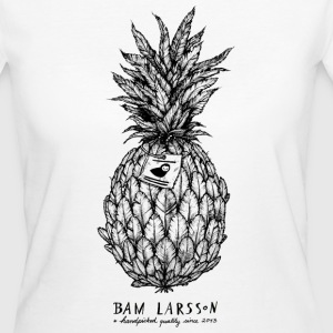 The Pineapple Experiment - T-shirt Bio Femme