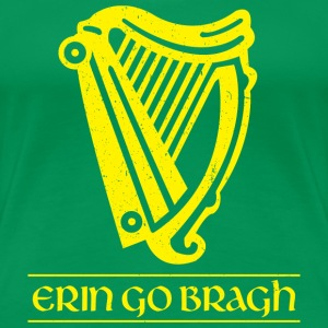 Ireland - Erin Go Bragh - Women's Premium T-Shirt