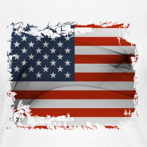 United States Flag - Women's T-Shirt