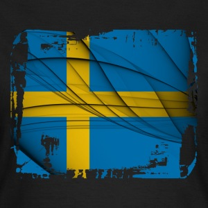 Sweden Flag - Women's T-Shirt