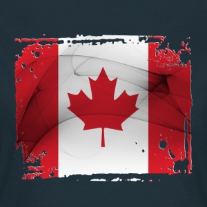 Canadian Flag - Women's T-Shirt