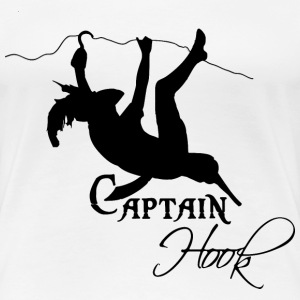 Captain Hook - Frauen Premium T-Shirt
