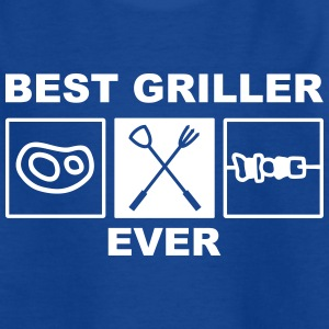 Best Griller Ever T-Shirts - Kinder T-Shirt