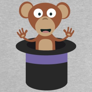 sweet monkey in Hat Baby Shirts  - Baby T-Shirt