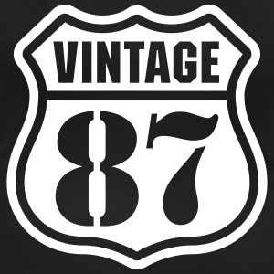Vintage 87 T-Shirts - Women's Scoop Neck T-Shirt