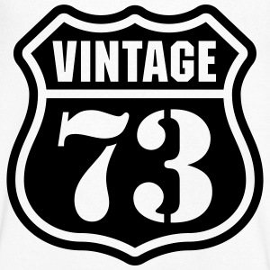 Vintage 73 T-Shirts - Men's V-Neck T-Shirt