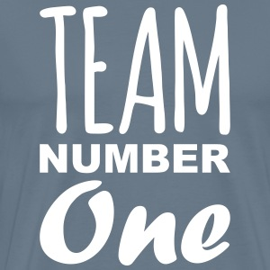 Team Number one T-Shirts - Männer Premium T-Shirt