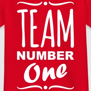 Team Number 1 T-Shirts - Kinder T-Shirt