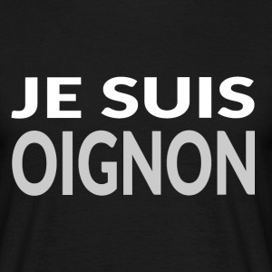 T-shirt je suis oignon tee-shirt Tee shirts - T-shirt Homme