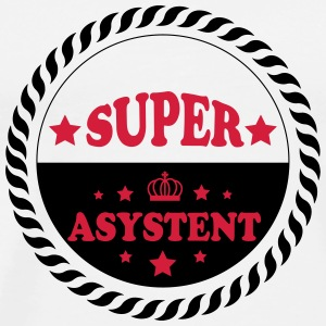 Super asystent Tee shirts - T-shirt Premium Homme
