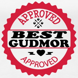 Approved best gudmor T-shirts - Dame premium T-shirt