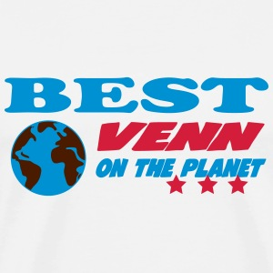 Best venn on the planet T-Shirts - Männer Premium T-Shirt