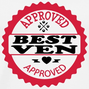 Approved best ven T-shirts - Premium-T-shirt herr