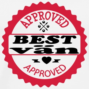 Approved best van T-shirts - Premium-T-shirt herr