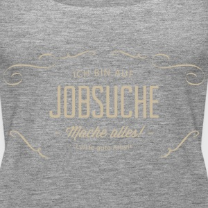 No job, unemployed, job search, work 2 Tops - Women's Premium Tank Top