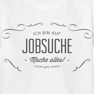 No job, unemployed, job search, work 3 Shirts - Kids' T-Shirt