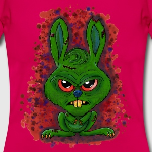 Monsterhase - Monsterrabbit - Hase - Rabbit T-Shirts - Frauen T-Shirt