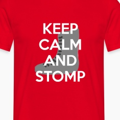 Keep Calm and Stomp