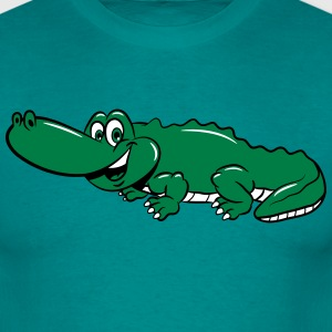Crocodile Sweet Child comique aimant Tee shirts - T-shirt Homme