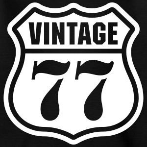 Vintage 77 Shirts - Teenage T-shirt