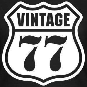 Vintage 77 Tee shirts - T-shirt Femme