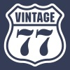 Vintage 77 Tee shirts - T-shirt Homme col V