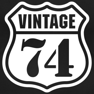 Vintage 74 T-Shirts - Women's Scoop Neck T-Shirt
