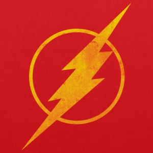 Justice League Flash Logo Stoffbeutel - Stoffbeutel