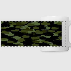 World of Tanks Tank Camouflage Mug - Panoramic Mug