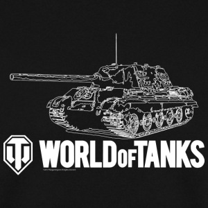 World of Tanks Jagdtiger Homme sweat-shirt - Sweat-shirt Homme