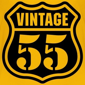 Vintage 55 Shirts - Teenager Premium T-shirt