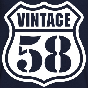 Vintage 58 T-Shirts - Men's V-Neck T-Shirt
