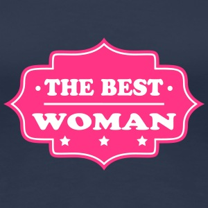 The best woman T-shirts - Premium-T-shirt dam