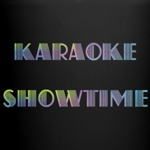 Karaoke showtime - Full Colour Mug