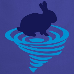 Bunny on whirlpool - Cooking Apron