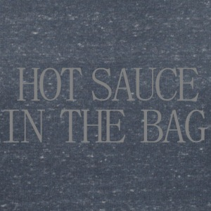Hot sauce in the bag - V neck - T-shirt col V Femme