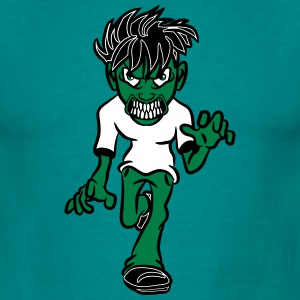 zombie dangerous T-Shirts - Men's T-Shirt