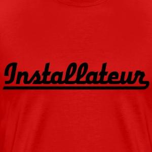 suchbegriff klempner sanit r t shirts spreadshirt. Black Bedroom Furniture Sets. Home Design Ideas