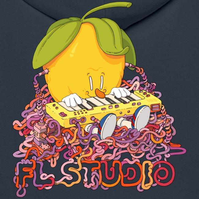 FL Studio Hoodie (Spaghetti back)