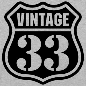 Vintage 33 Long Sleeve Shirts - Kids' Premium Longsleeve Shirt