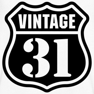 Vintage 31 T-Shirts - Men's V-Neck T-Shirt