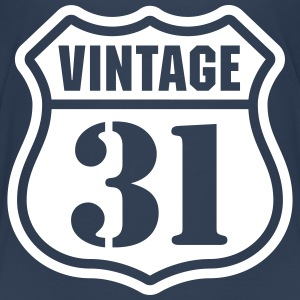 Vintage 31 Shirts - Teenage Premium T-Shirt