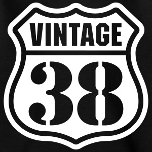 Vintage 38 T-Shirts - Teenager T-Shirt